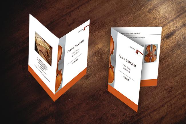Dépliant A5-Luthier-Archetier-Camurat-Conseil Mkg