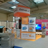 Agencement de stand, salon professionnel Montpellier