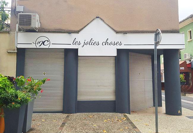 Devanture-Boutique Les Jolies Choses-Conseil Mkg