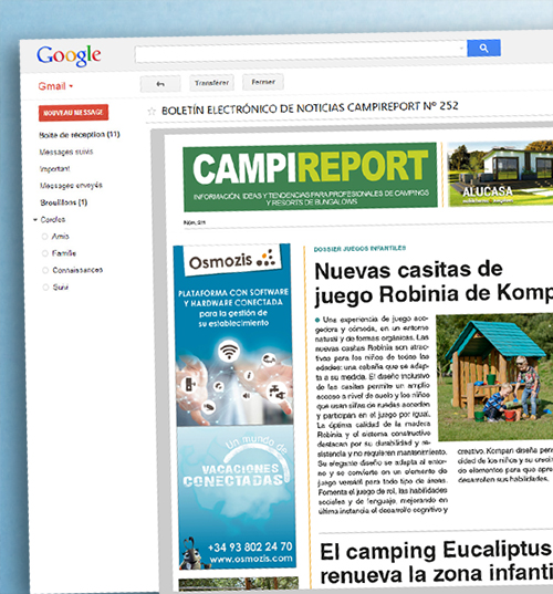 Encart Newsletter CampiReport-Espagne-Conseil Mkg