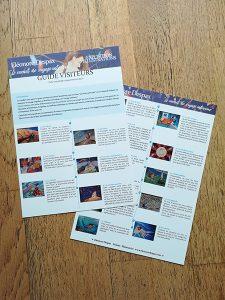 Plaquette A4_Guide visiteurs Exposition-Conseil Mkg